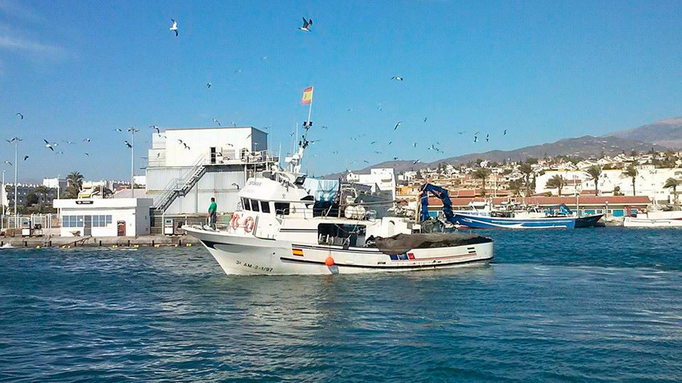 Venta de Aperos y Enseres para la Pesca de uso Profesional