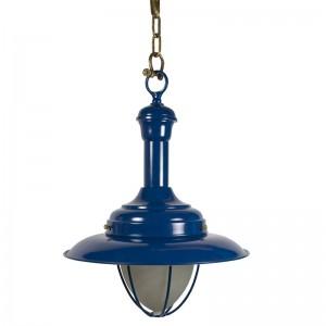 lampara-marinera-azul-suministros-navales-miguel-ramos